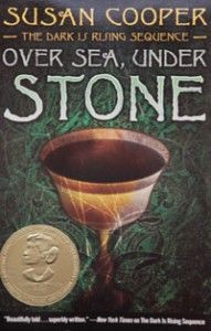 Susan Cooper - Over Sea, Under Stone (Dark is Rising)