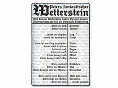 Wetterstein - Schild im Vintage Style mit Wunschtext - Hausnummern und Schilder online kaufen