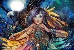 ~Dreamcatcher~ by JustAnoR on DeviantArt