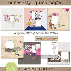 COLLAB: Currently Quickpages
