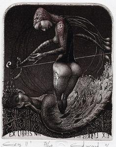 Art illustrations by Edward Penkov