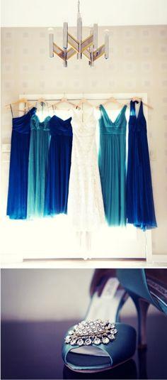 Something Blue - Wedding Inspiration