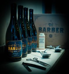 The Barber - Opstal