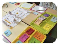 Un jeu , genre Trivial poursuit sur les notions du CE1 en conjugaison, orthographe, grammaire, sciences, lecture , poésie, numération, calcul, problèmes , temps …etc … - Bout de gomme