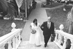 Entrada da noiva | Chácara Tomazella-Londrina-PR | A❤F