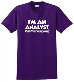 Whats Your Superpower ? I'm an Analyst
