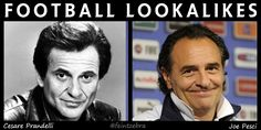 Walter Prandelli looks like Joe Pesci