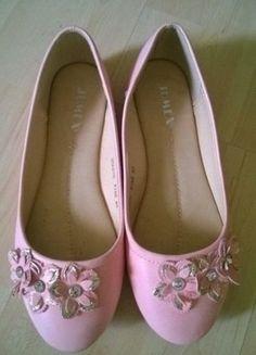 Kaufe meinen Artikel bei #Kleiderkreisel http://www.kleiderkreisel.de/damenschuhe/ballerinas/112221060-ballerinas-rosa-jumex-grosse-40