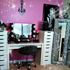 1000 images about my girl glam room ideas on pinterest for Room decor ideas sara beauty corner