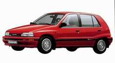 Complete gallery of cars models. Rating by years for seekig cars made since 1900 and breathtaking photos. Charades, Daihatsu, Car Makes, Jdm, Japan, Cars, My Favorite Things, Vehicles, Classic