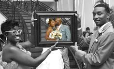 Groupon - Engagement, Wedding, or Portrait Photo-Shoot Package at Retouch Factory (Up to 51% Off) in Eastampton. Groupon deal price: $99