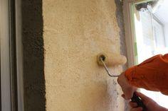 Our Budget Sunroom Makeover – & How to Spray Paint Aluminium Windows Nerd, Deck Stairs, Aluminium Windows, Australian Homes, Home Additions, Spray Painting, Textured Walls, Door Handles, Sunrooms