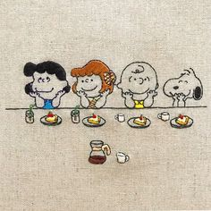 Cross Stitch Embroidery, Embroidery Patterns, Hand Embroidery, Cross Stitch Patterns, Peanuts Cartoon, Peanuts Snoopy, Snoopy Love, Snoopy And Woodstock, Snoopy Wallpaper