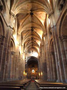 Basilica San Vicente,  Ávila, España