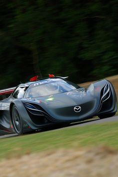 Mazda Concept Furai