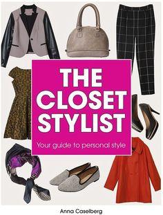 Penguin Books The Closet Stylist - Anna Caselberg