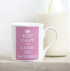 Carry On Shopping'