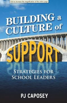 Educator and principal PJ Caposey offers school leaders three things: practical, down-to-earth advice for leading schools; concrete strategies in creating highly supportive school environments; and a compact approach to leadership that brings supporting staff, students, parents, and school community to the forefront.