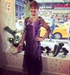 Black lace works!  Gabrielle Carlson Studio