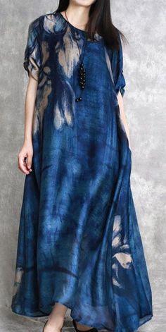 Kaftan Designs, Blouse Designs, Linen Dresses, Casual Dresses, Maxi Dresses, Party Dresses, Long Summer Dresses, Dress Summer, Modest Fashion