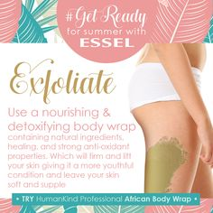 Salon Business, Body Wraps, Your Skin, Conditioner, Healing, Summer, Products, Summer Time, Gadget
