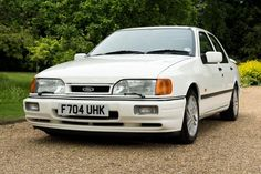 1989 Ford Sierra Sapphire RS Cosworth - Estimate £9-10,000.
