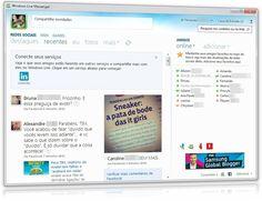 MSN Messenger 2012 download - Baixaki