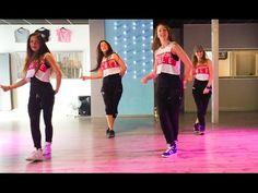 Ricky Martin & Pitbull - Mr. Put it down - EASY Dance Fitness Choreography - YouTube