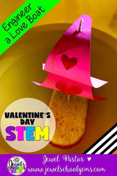 Valentine's Day STEM