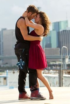 Step Up Revolution final dance scene. So awesome.