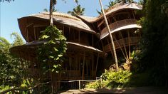 A 5 minute video of my future house-The bamboo homes of Bali - Videos - CBS News