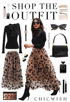 Classy Outfits, Chic Outfits, Fall Outfits, Fashion Outfits, Womens Fashion, Fashion Trends, Pretty Outfits, Modelos Fashion, Winter Mode