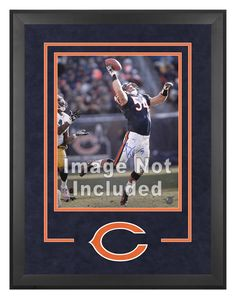 Chicago Bears Deluxe 16x20 Vertical Photograph Frame