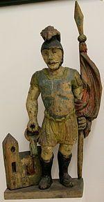 Święty Florian, Kęty, XIX wiek
