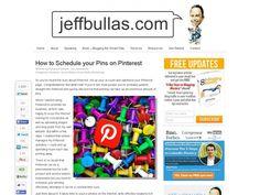 Jeffbullas's Blog