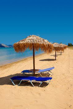 Agrostoli Bay, Kefalonia, Greece