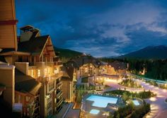 Four Seasons Resort Whistler Whistler (British Columbia) Featuring a heated outdoor pool and 3 hot tubs, this property is located in Whistler's Upper Village . Free WiFi is provided. 8 minutes' walk from the base of Whistler Blackcomb ski lifts.