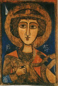 СВ. ГЕОРГИЙ церковь св. Георгия, Местия 15 век Сванетия