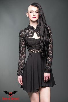 New Women Gothic Clothes - Queen of Darkness
