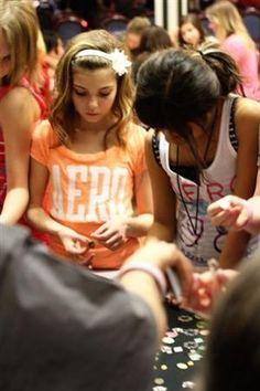 Three Awesome Teen Girl Craft Night Ideas