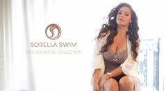 First Look: Plus Size Designer Sorella Swim 2013