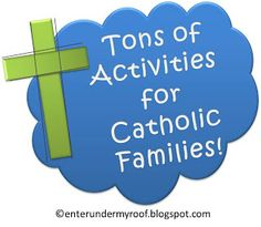 projects activities catholic families kids homeschool