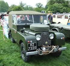 series 2 landrover rope winch - Google Search