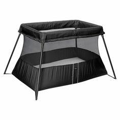 BABYBJÖRN Light Travel Crib Playard