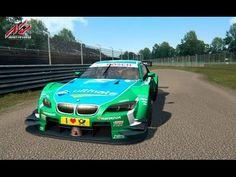 Assetto Corsa - BMW M3 DTM - Monza Circuit