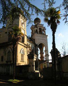 View of Sukhumi ◆Abkhazia - Wikipedia http://en.wikipedia.org/wiki/Abkhazia #Abkhazia