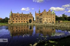 Egeskov Castle by José Manuel Gouveia on 500px  with <3 from JDzigner www.jdzigner.com