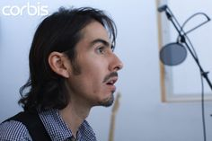 Dhani Harrison -- looks just like his father, George