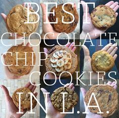 Best Chocolate Chip Cookies in L.A. - Cupcakes