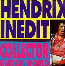 For Sale - Jimi Hendrix Hendrix Inedit France Promo  CD album (CDLP) - See this and 250,000 other rare & vintage vinyl records, singles, LPs & CDs at http://eil.com